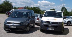 vozový park Parkování R7