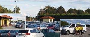 Parkování u Letiště Praha - Parkování R7